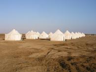 tentenkamp Wadi Lahami