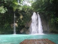 watervallen van Kawasan