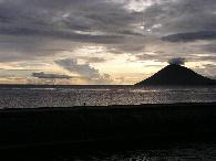 Bunaken by night