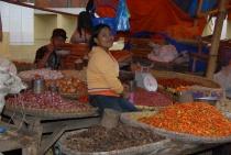 markt in Tomohon