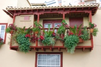 balkon Santa Cruz