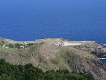 vliegveld Saba