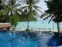 luxe zwembad resort